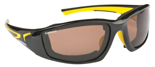 Shimano Sunglasses Beastmaster Polarized With Rubber Inlay, - Shimano Sunglasses