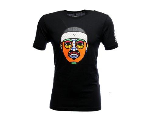 b4bd7763b843b6 Nike Air Jordan Melo 9 Tribal Face Mens T-Shirt 519644-010 Black XXL - Buy  Online in UAE.