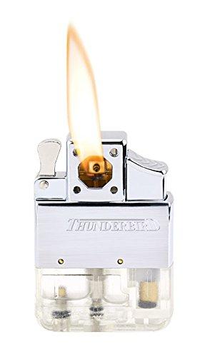 - Vector Thunderbird Butane Electronic Piezo45° Angle (Pipe)Flame Insert