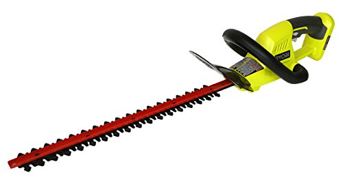 Ryobi One+ 18 in. 18 Volt Cordless Hedge Trimmer without Battery and Charger