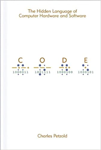 CODE: The Hidden Language (Dv- Undefined): Amazon.es: Charles Petzold: Libros en idiomas extranjeros