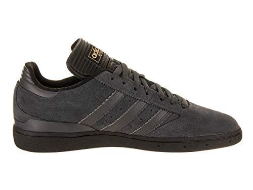4519800160b Jual adidas Busenitz (DGH Solid Grey Black Gold Foil) Men s Skate ...