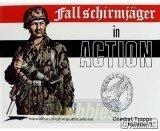 Fallschirmjager in Action, Uwe Feist, 0897470516