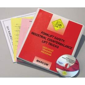 Forklift Safety: Industrial Counterbalance Lift Trucks DVD Program (V0002649EO)