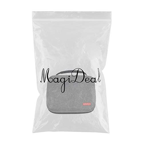 MagiDeal Virtual Reality Eyewear 3D Glasses Hard Carry Case Bags Xiaomi VR Gray by Unknown (Image #2)