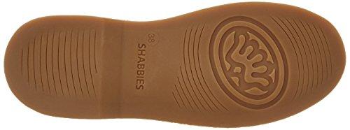 Shabbies Amsterdam Damen Shabbies Halbschaft Schlupfstiefel Beige (Light Brown)