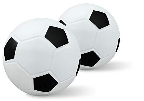Botabee Toddler & Little Kids Mini Soft Soccer Ball - for VTech Smart Shots Sports Center - 2 Pack