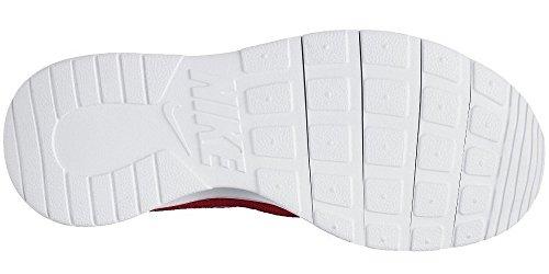 Nike Tanjun (Gs), Zapatillas de Running para Hombre Rojo (University Red / White)