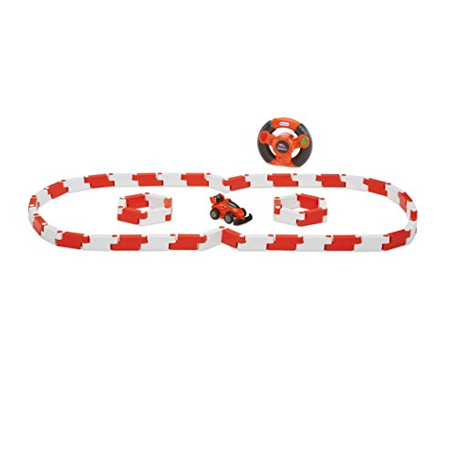 Little Tikes YouDrive Flex Tracks Red Race Car w/ Easy Steering RC