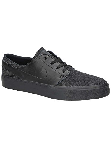 34117c2dea6f Galleon - NIKE Men s Zoom Stefan Janoski Elite HT Black Black Anthracite  Sail Skate Shoe 8 Men US