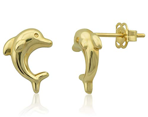 14K Yellow Gold Small...