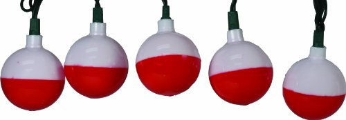 Outdoor Rivers Edge 10-Piece Bobber Party Light Set for the Fishing Enthusiast Color: Fishing Bobber, Model: 358, Garden Store, Repair & Hardware by Outdoor Gear & Hardware