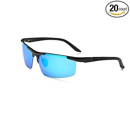 c381cacef9 Amazon.com   YoSo Premium Military Style Classic Aviator Sunglasses ...