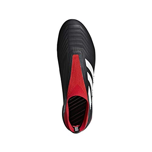 Red Core Predator Black Cleat 18 FG Men's Cloud White Soccer adidas 0FvTYn