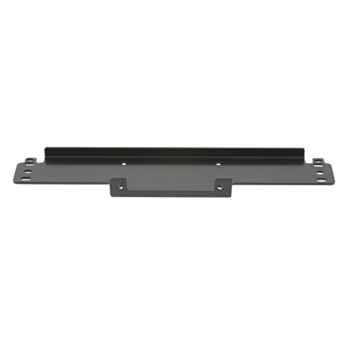 Smittybilt 2803 Black Winch Plate for Jeep YJ/TJ/LJ