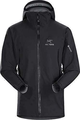 Arc'teryx Zeta AR Jacket Men's (Black II, Small)