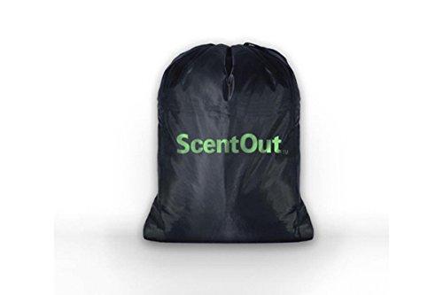 (SCENTOUT Reusable Carbon Hunting Scent Control Bag: 24