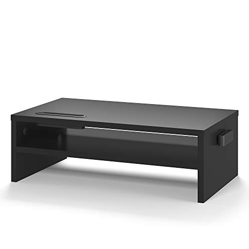 1home Wood Monitor Stand Arm...