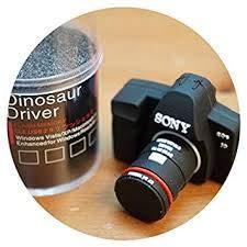 USB01-3 16gb Goma cámara de Fotos Tipo Reflex Sony (16GB ...