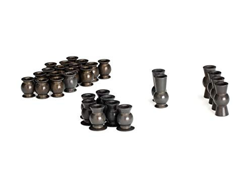 Traxxas 8274 Complete TRX-4 Aluminum PTFE-Coated Hollow Ball Set by Traxxas (Image #1)