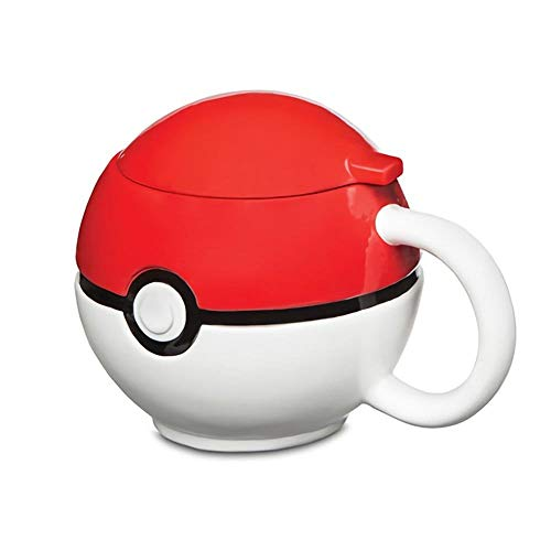 Poke Ball Coffee Mug Standard