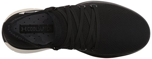 Charged Black Armour Steel CoolSwitch Under Black Women's Refresh FESwqqpf0