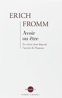 Avoir ou être par Fromm
