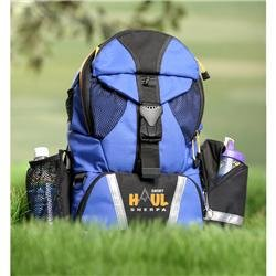Baby Sherpa Short Haul Backpack- Cobalt, Outdoor Stuffs