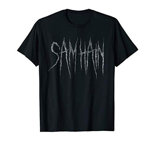SAMHAIN: Halloween/ Pagan/ Wiccan T-Shirt. -