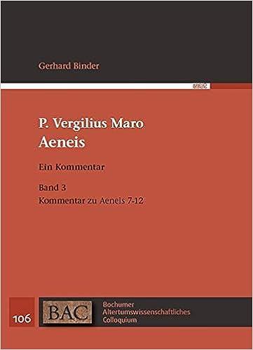 Vergilius Maro: Aeneis. Ein