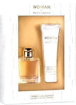 - Ralph Lauren Woman EDP and Perfumed Body Lotion Set