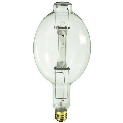 GE 41826 MVR1000/U 1000 watt and higher Metal Halide Light Bulb by GE Lighting