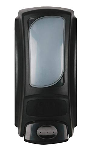 - Dial 1437350 Dispenser, Black, 15oz (Pack of 6)