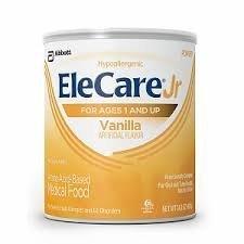 elecare-jr-vanilla-powder-141-oz-can-1-case-6-141-oz-cans-141-oz-by-abbott-laboratories