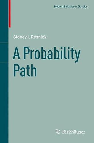 amazon com a probability path modern birkh user classics rh amazon com Probability Density Function probability path solution manual