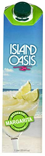 - Island Oasis Margherita Drink Mix - Aseptic, 1 Liter -- 12 per case.