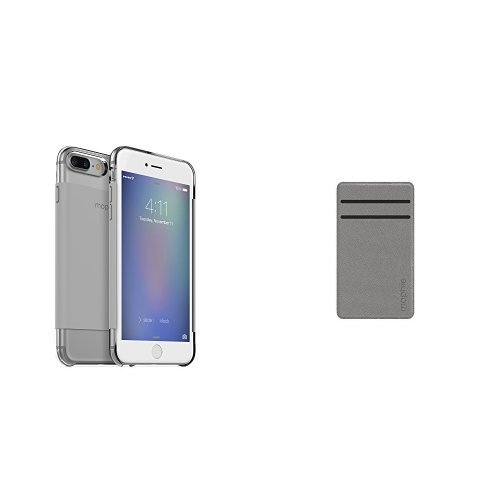 super popular a35d2 174b3 Amazon.com: mophie Hold Force wrap Base Case for iPhone 7 Plus ...