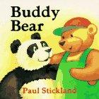 Buddy Bear Plush Toy, Paul Stickland, 0525456805