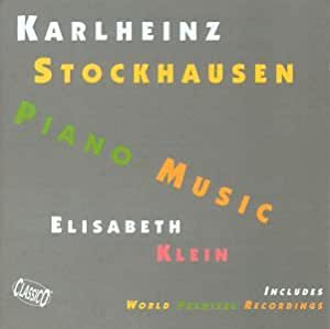 Piano Music: Tierkreis  / Klavierstuck V