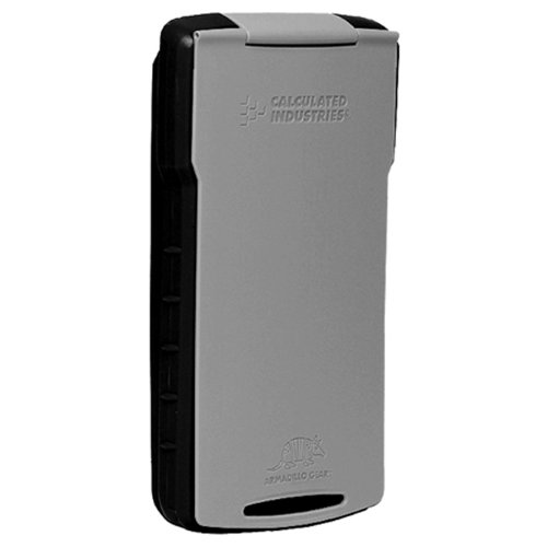 Case Mobile Construction (Calculated Industries 5022-2 Armadillo Case - Black/Gray)