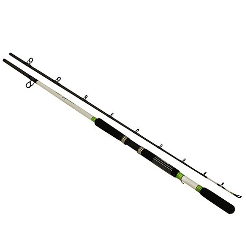 Lews Fishing CDS10MH-2 Cat Daddy Spinning Rod, 10' Length, 2Piece Rod, Medium/Heavy Power, Fast Action