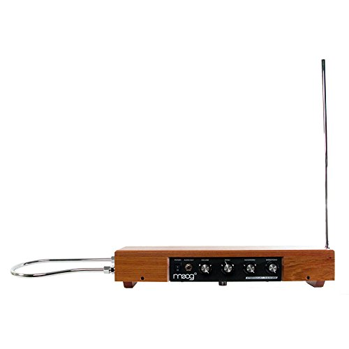 Moog Etherwave Theremin Standard Limited Edition Brazilian Cherry from Moog