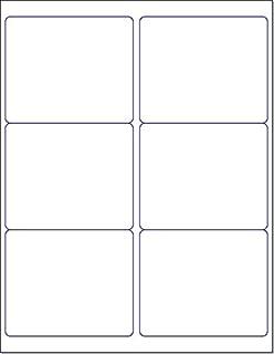 amazon com laser print blank ticket sheets 8 1 2 x 11 8