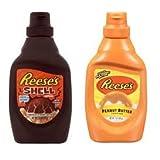 Reese's Dessert Topping - 2 pak