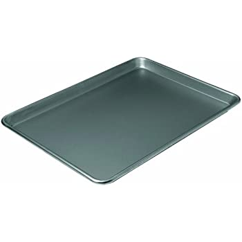 Chicago Metallic Professional Non-Stick Cookie/Jelly-Roll Pan, 17-Inch-by-12.25-Inch