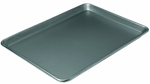 Chicago Metallic 16813 Professional Non-Stick Cooking/Baking Sheet, 17-Inch-by-12.25-Inch - Heavyweight Roast Pan