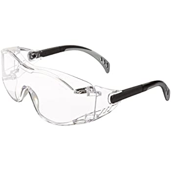690b2319e8 Gateway Safety 6980 Cover2 Safety Glasses Protective Eye Wear - Over-The- Glass (OTG)