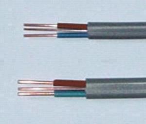 6242Y Zwillingsleitung / Erdungskabel (2,5 mm² x 50 m) Grau: Amazon ...