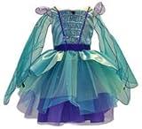 Girls Kids Dragonfly Fairy Princess Fancy Dress Costume 3-5 Years  sc 1 st  Amazon UK & Dragonfly Fairy Deluxe Dress - Kids Costume 3 - 5 years: Amazon.co ...