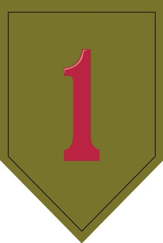 1st Air Infantry Division Patch Decal Sticker 5.5